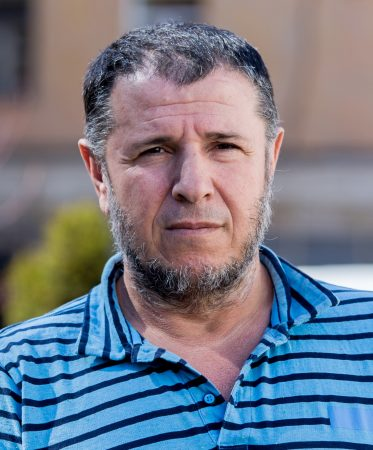 Абдул-Насир Абдулкеримов, тренер по самбо.