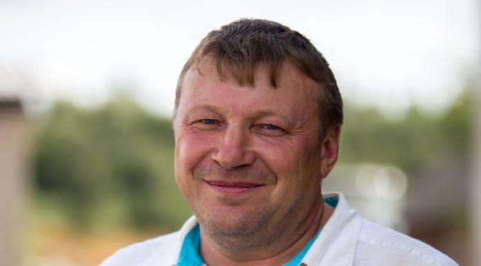 Фермер Александр Конашенков