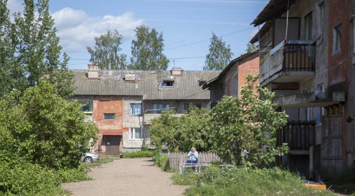 Деревня Рыкалево