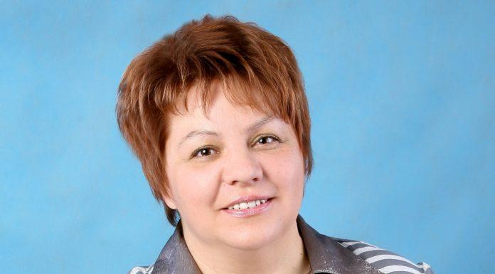 Елена Саблук, Красногородск, кандидат в Псковское областное собрание депутатов от Яблока