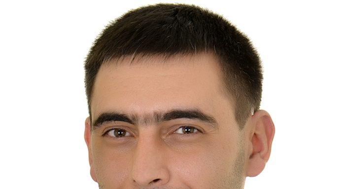 Валерий Шаинидзе кандидат Яблока в Острове Псковской области