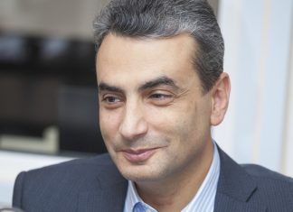 Лев Шлосберг, лидер Псковского ЯБЛОКА