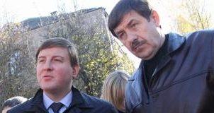 Турчак и Шураев