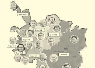 избирательные округа Псков выборы депутатов областного Собрания