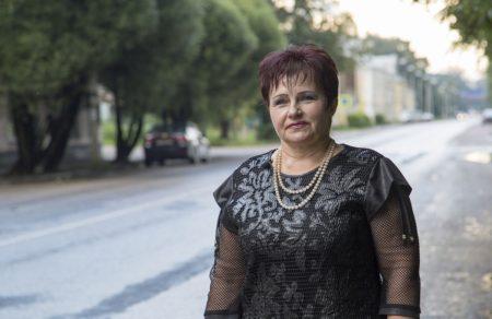 Валентина Колесник кандидат партии яблоко в островском районе псковской области