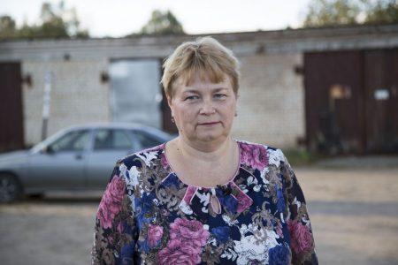 Светлана Василькова, депутат Яблока в Пустошке