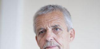 Сергей Баталин, кандидат псковского Яблока на выборах в районное собрание депутатов Дедовичского района