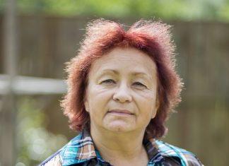 Надежда Ларионова, кандидат в собрание депутатов Плюсского района от партии Яблоко