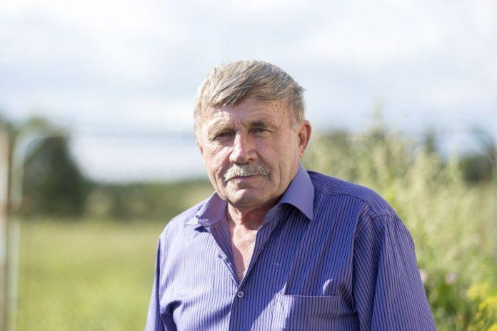 Николай Петухов, кандидат Псковского Яблока на выборах в Дедовичское районное собрание депутатов