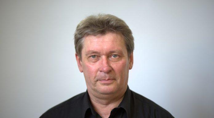Игорь Никитин, кандидат в депутаты Псковской городской Думы в составе единого списка и по одномандатному округу №12.