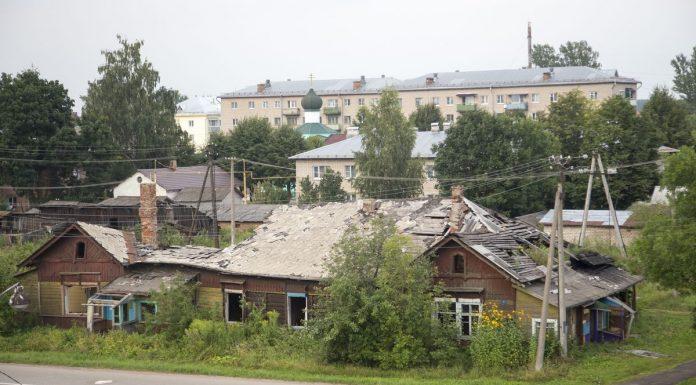 Город Новосокольники ждёт «Комфортную среду».