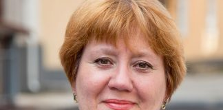Татьяна Пасман, кандидат в депутаты Псковской городской Думы в составе единого списка и по одномандатному округу №11.