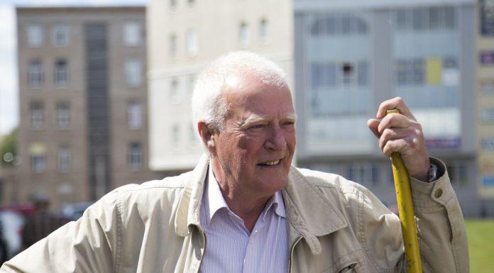 Михаил Шараев, кандидат в депутаты Псковской городской Думы в составе единого списка и по одномандатному округу №3.