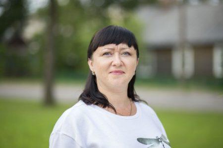 Виктория Становенкова, кандидат в Собрание депутатов Новосокольнического района
