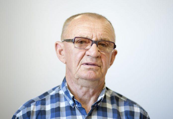 Валерий Тихов, кандидат в депутаты Псковской городской Думы в составе единого списка и по одномандатному округу №8.