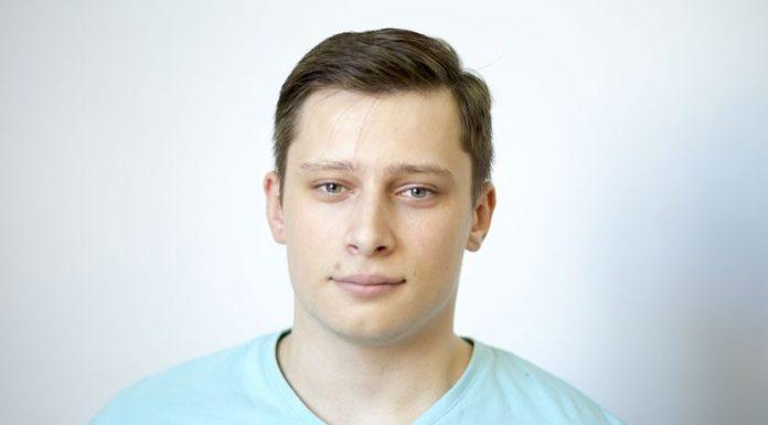 Владимир Яковлев, кандидат в депутаты Псковской городской Думы в составе единого списка и по одномандатному округу №6.