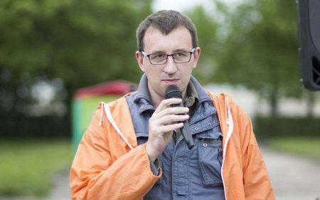 Дмитрий Пермяков, кандидат в депутаты Псковской городской Думы в составе единого списка партии и по одномандатному округу №14.