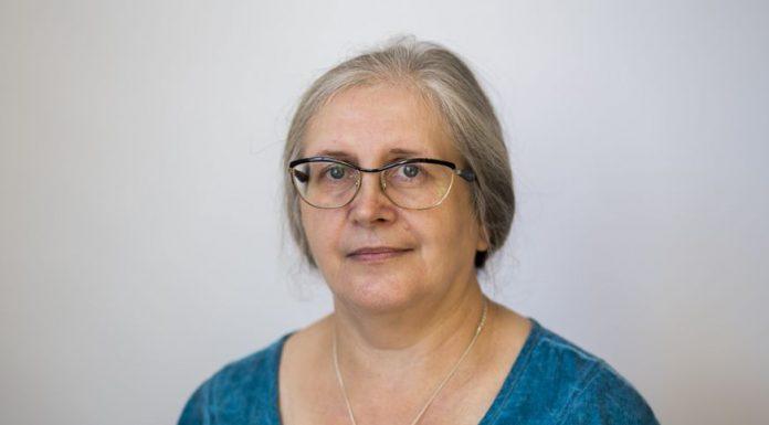 Ирина Виноградова, лидер списка партии «Яблоко» на выборах в Пыталовское районное собрание депутатов.