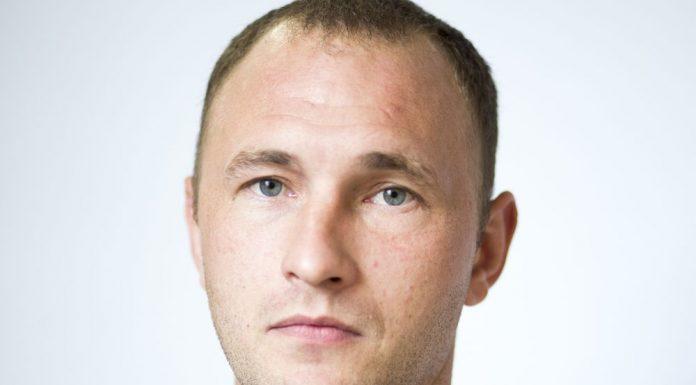 Игорь Дмитриев, кандидат в депутаты Красногородского районного Собрания по единому списку партии «Яблоко».