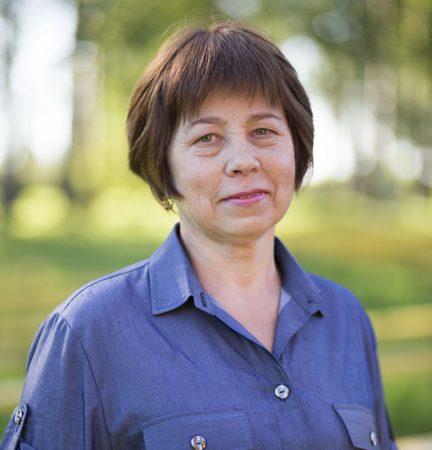 Наталия Сергеева, кандидат в депутаты Красногородского районного Собрания по единому списку партии «Яблоко» и в одномандатном округе №1.