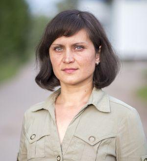 Софья Пугачева, кандидат в Собрание депутатов Новоржевского района в составе единого списка партии «Яблоко» и по одномандатному округу №8.