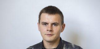 Николай Пянтковский, кандидат в Собрание депутатов Новоржевского района в составе единого списка партии