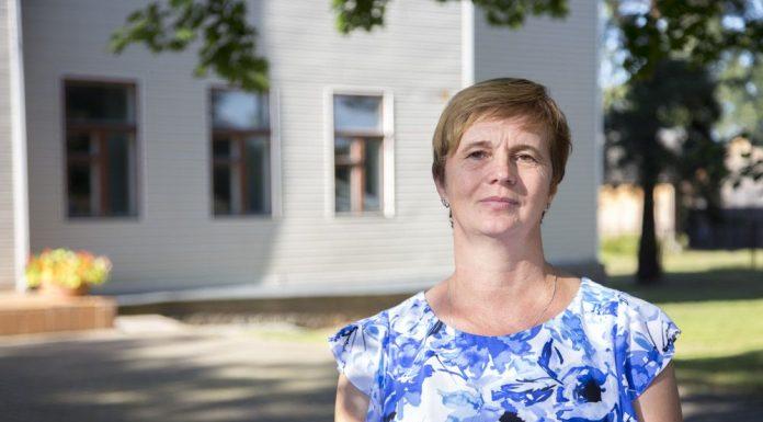 Ирина Курылева, кандидат в Собрание депутатов Гдовского района от партии «ЯБЛОКО»