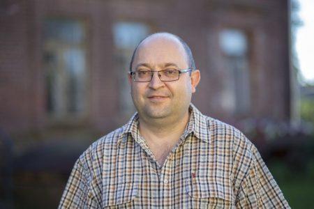 Роман Мерцалов, предприниматель, кандидат в одномандатном округе №2.