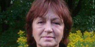 Лидия Игнатенко, кандидат в Собрание депутатов Усвятского района в составе единого списка партии «ЯБЛОКО» и по одномандатному избирательному округу №2.