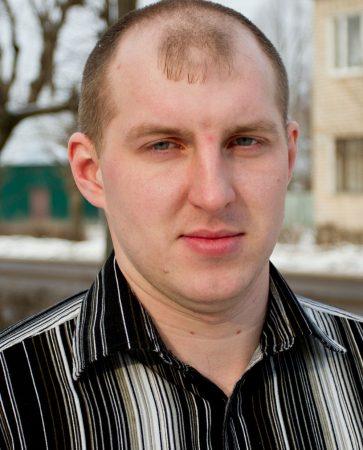 Николай Виноградов, кандидат в Собрание депутатов Порховского района в составе единого списка партии «ЯБЛОКО» и по одномандатному избирательному округу №5.