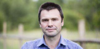 Сергей Воробьев, лидер списка «Яблока» на выборах в Псковское районное собрание депутатов.