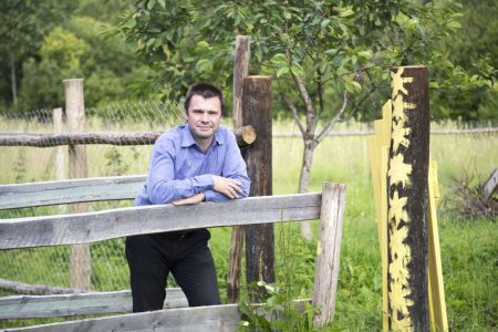 Сергей Воробьев, кандидат в Собрание депутатов Псковского района в составе единого списка партии «ЯБЛОКО» и по одномандатному избирательному округу №8.