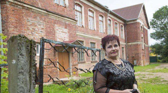 Валентина Колесни, кандидат в Островское районное собрание депутатов в едином списке партии «Яблоко»