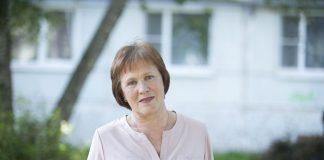 Татьяна Зуева, кандидат в Островское районное собрание депутатов в едином списке партии «Яблоко»
