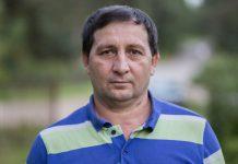 Юрий Шанчук, кандидат в Собрание депутатов Пушкиногорского района в составе единого списка партии и по одномандатному избирательному округу №1.
