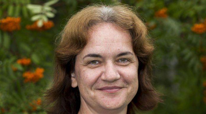 Елена Гусарова, кандидат в Собрание депутатов Гдовского района в составе единого списка партии «ЯБЛОКО» и по одномандатному избирательному округу №5.
