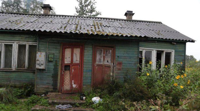 Ававрийное жилье - проблема, остающаяся в Гдове без решения