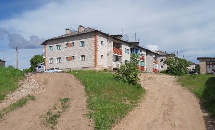 Двухэтажки Чернево. Фото Evgeny Anspot.