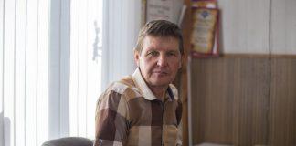 Юрий Павлов, кандидат на должность главы Гдовского района