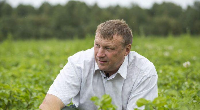 Гдовский крестьянин Александр Конашенков