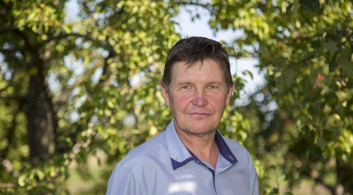 Юрий Павлов, будущий глава Гдовского района