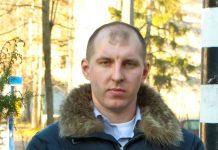 Николай Виноградов, порховский активист, выступающий против полигона ТБО