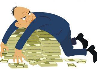 Российский чиновник не ограничивает себя моральными обязательствами и с удовольствием отрежет себе от бюджетного пирога дополнительный кусок.