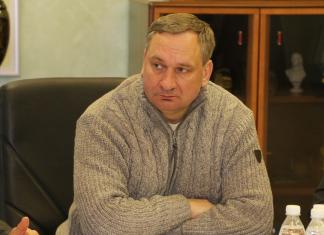 Иван Цецерский. Фото пресс-службы города Пскова