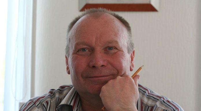 Сергей Семенов, педагог, депутат города Себежа второго созыва