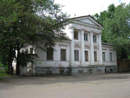 Великие Луки. Казаковский дом. Начало XIX в.