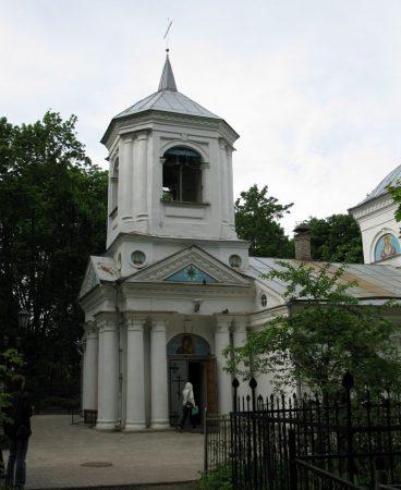 Великие Луки. Казанская церковь. 1821 г.