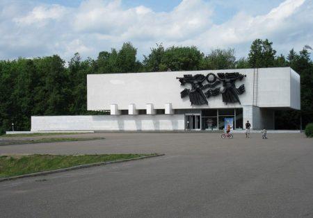 Краеведческий музей в Великих Луках. 1974 г.