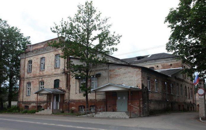 Опочецкая больница.