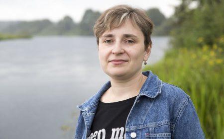 Депутат Анастасия Миничева.